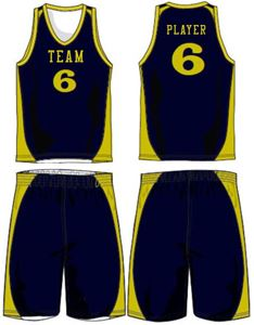 Picture of B202 Basketball Jersey